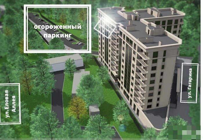 Квартира на продажу по адресу Россия, Калининградская область, Калининград, Ю.Гагарина ул